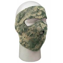 Mascara Militar De Neopreno Zan Acu Proteccion Facial Gotcha