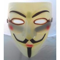 Máscara V De Venganza Vendetta Guy Fawkes Anonymous