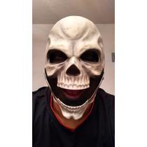 Mascara De Calavera Articulada