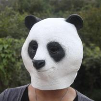 Mascara Cabeza De Oso Panda Tipo Harlem Shake Creepy W3008
