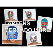 Mascaras De Luchadores Economicas.!!niños!!!