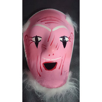 Paquete 50 Mascara Danza Viejito Niño Adulto Envio Gratis