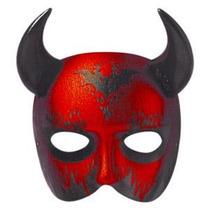 Máscara De Diablo - Bola De Mascarada Veneciana De Ojos Del