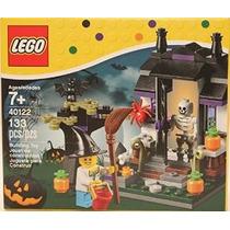 Truco De Lego O Invitación Halloween Set # 40122 Estacional