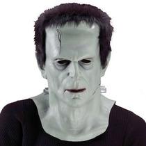 Mascara De Latex De Frankenstein Para Adultos, Envio Gratis