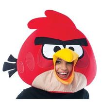 Mascara De Rovio, Red Angry Birds, Para Adultos Envio Gratis