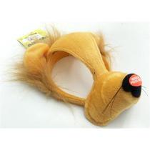 Disfraz León - Máscara En Diadema Y Sonido Vestido De Lujo