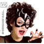 Traje De Gato - Máscara De Plástico Pvc Animal Cara Del Ve