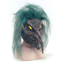 Goblin Traje - Green Tree Golbin Bruja De Halloween Fantasía