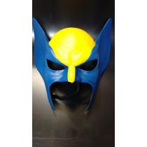 Máscara De Wolverine.