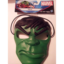 Mascara De Hulk Avengers