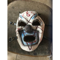 Mascara Slipknot Clown Rock Latex Envio A Todo El Pais