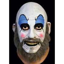 Capitan Spaulding Mascara De Latex Disfraz Rob Zombie Otis