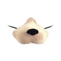 Mono Traje - Nariz Tela Con Animal Elástico Fantasía