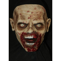Walking Dead Zombie Mascara Halloween Latez Disfraz Serie Tv