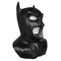 Mascara De Batman 100% Latex