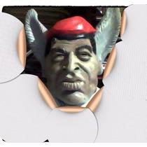 Máscara De De Hugo Chavez,tamaño Adulto!!