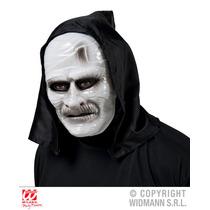 Momia Traje - Máscara Capucha Pvc Halloween Horror Fantasía