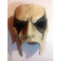 Máscara ,slipknot, Halloween, James Root, The Gray Chapter
