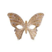 Máscara De La Mariposa - Masquerade Disfraz De Ojos
