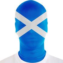 Escocia Morphmask - Talla Única Copa Mundial De Deportes