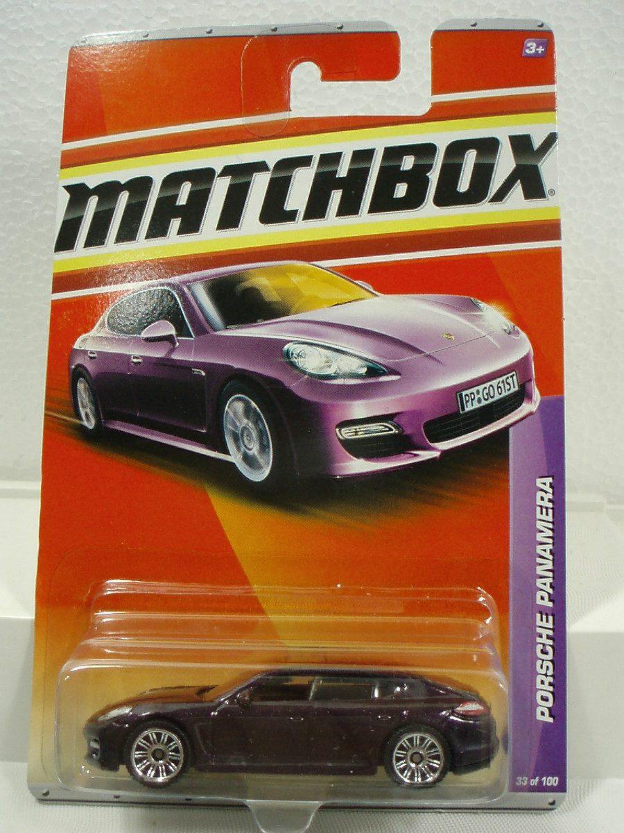 matchbox porsche panamera 33 100 metal 1 64 en mercadolibre. Black Bedroom Furniture Sets. Home Design Ideas