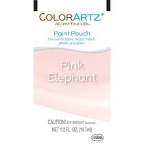Pinte La Bolsa - 14.7ml Pink Elephant Colorartz Aerógrafo