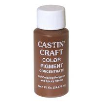 Pigmento Para Teñir Castin Craft Resina Epoxy Café Opaco