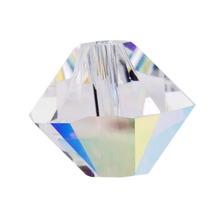 Cuentas Cristal De Swarovski, 5328 Bicone, 2.5mm, Cristal Ab