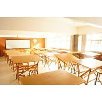 Restirador Con Banco De 90x12 Profesional Madera Arquitecto