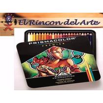 Lápices Pinturas Prismacolor Premier Originales C/132