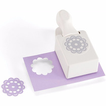 Scrapbook Perforadora Martha Stewart Punch Flor Papel Tarjet