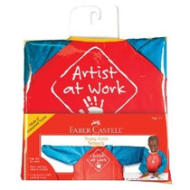 Faber Castell Y Young Artist Delantal