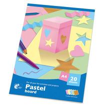 Art Paper Pad - 151 Pastel Junta 20 Hojas A4 Diversión