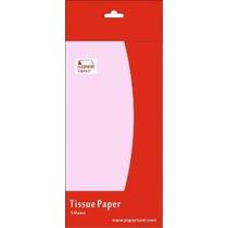 Papel De Seda - Rosa Claro Arte Manualidades Materiales Arti