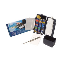 Cotman Winsor & Newton Watercolors Field Box Set Acuarelas