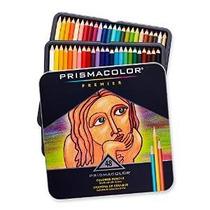Prismacolor Premier Soft Core Lápiz De Colores, Set De 48 Co