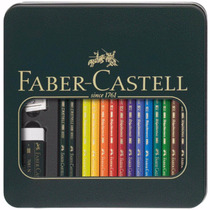 Libro Faber-castell Polychromos Mixed Media Set