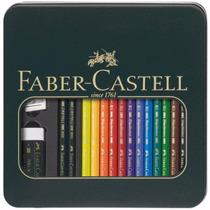 Faber-castell Polychromos Mixed Media Set C/ 16 Pzas