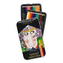 Prismacolor Premier Soft Core Lápiz De Colores, Set De 24 Co