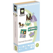 Cartucho Cricut - Formal Occasion Cartridge