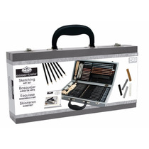 Royal & Langnickel Set De Dibujo Deluxe Sketching Artist Box