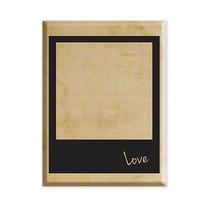 Sello Para Scrapbook Polaroid Love