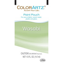 Pinte La Bolsa - 14.7ml Wasabi Colorartz Aerógrafo Color