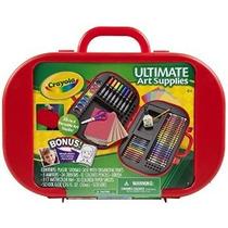 Crayola Último Caso Del Arte Con Caballete (el Color Puede V