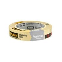 Scotch Tape Masking Para La Producción Pintura 0,94 Pulgadas