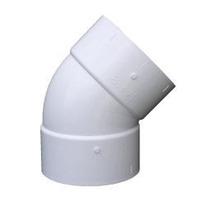 Codo 45° Cementar Pvc Hidráulica Ced. 40