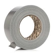 Cinta Adhesiva Gris Para Ductos Reforzada 10 M Truper 12586
