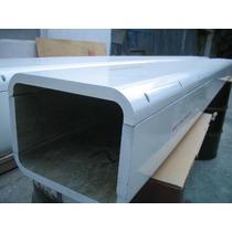 Canaleta Pultruida Con Tapa Fabricada En Poliester Fibra De