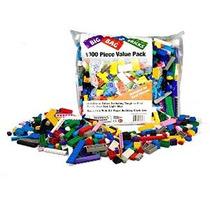 Ladrillos De Construcción - 1000 Pc Big Bag De Ladrillos B